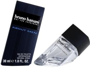 Bruno Banani About Men woda toaletowa dla mężczyzn 30 ml
