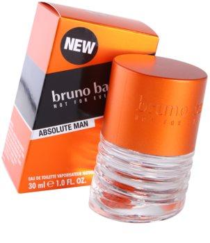 Bruno Banani Absolute Man eau de toilette pour homme 30 ml