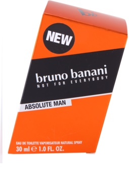 Bruno Banani Absolute Man eau de toilette férfiaknak 30 ml