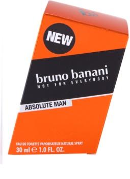 Bruno Banani Absolute Man Eau de Toilette voor Mannen 30 ml
