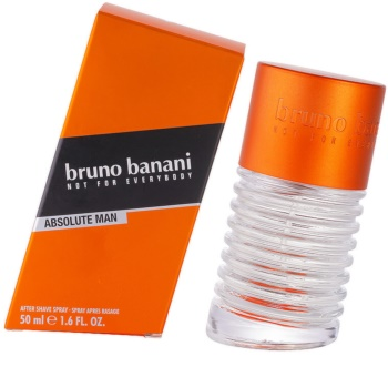 Bruno Banani Absolute Man Aftershave lotion  voor Mannen 50 ml