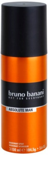 Bruno Banani Absolute Man deospray per uomo 150 ml