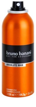 Bruno Banani Absolute Man Deo Spray for Men 150 ml