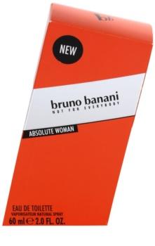 Bruno Banani Absolute Woman eau de toilette para mujer 60 ml