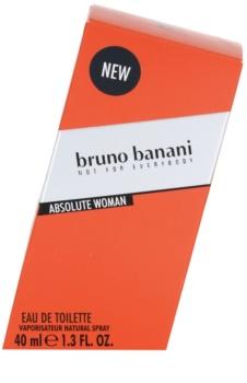 Bruno Banani Absolute Woman toaletna voda za ženske 40 ml