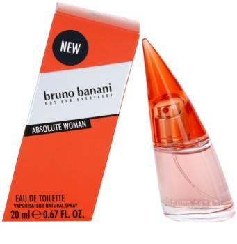 Bruno Banani Absolute Woman toaletná voda pre ženy 20 ml