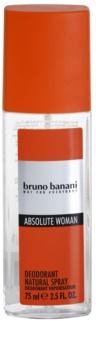 Bruno Banani Absolute Woman Дезодорант с пулверизатор за жени 75 мл.
