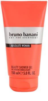 Bruno Banani Absolute Woman tusfürdő nőknek 150 ml