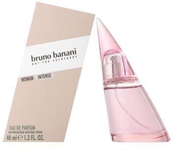 Bruno Banani Woman Intense eau de parfum pentru femei 40 ml