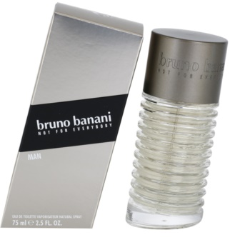 Bruno Banani Bruno Banani Man Eau de Toilette for Men 75 ml