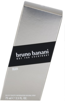 Bruno Banani Bruno Banani Man eau de toilette pentru barbati 75 ml