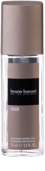 Bruno Banani Bruno Banani Man Deo mit Zerstäuber für Herren 75 ml