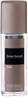 Bruno Banani Bruno Banani Man déodorant avec vaporisateur pour homme 75 ml