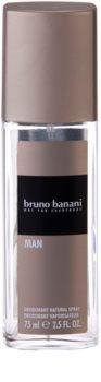 Bruno Banani Bruno Banani Man deodorant s rozprašovačem pro muže 75 ml