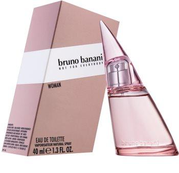 Bruno Banani Bruno Banani Woman eau de toilette pentru femei 40 ml