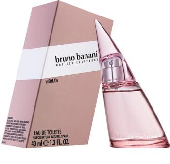 Bruno Banani Bruno Banani Woman Eau de Toilette voor Vrouwen  40 ml