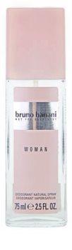 Bruno Banani Woman Deo mit Zerstäuber für Damen 75 ml