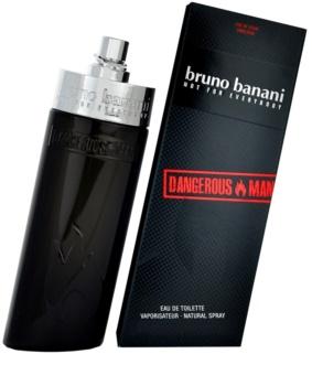Bruno Banani Dangerous Man eau de toilette pour homme 50 ml