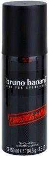 Bruno Banani Dangerous Man dezodor férfiaknak 150 ml