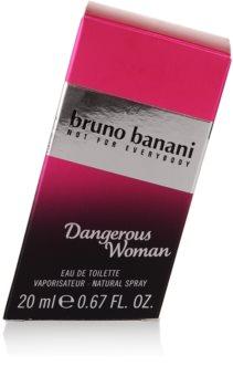 Bruno Banani Dangerous Woman toaletná voda pre ženy 20 ml