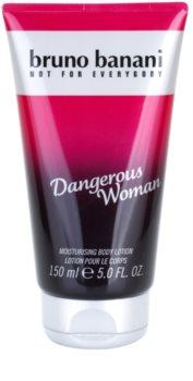 Bruno Banani Dangerous Woman lapte de corp pentru femei 150 ml