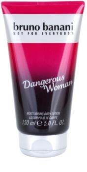 Bruno Banani Dangerous Woman tělové mléko pro ženy 150 ml