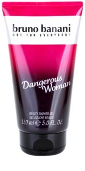 Bruno Banani Dangerous Woman gel doccia per donna 150 ml