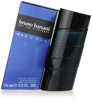 Bruno Banani Magic Man Eau de Toilette voor Mannen 75 ml