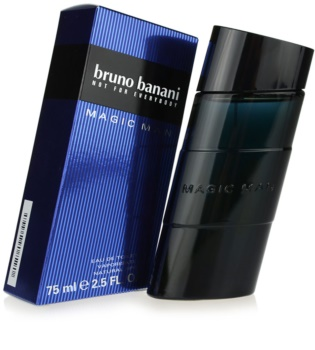 Bruno Banani Magic Man Eau de Toilette für Herren 75 ml