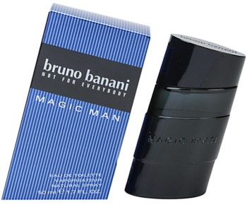 Bruno Banani Magic Man Eau de Toilette for Men 50 ml