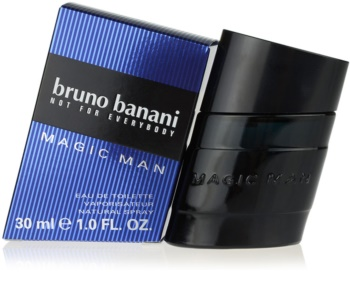 Bruno Banani Magic Man eau de toilette pour homme