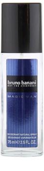Bruno Banani Magic Man Perfume Deodorant for Men 75 ml