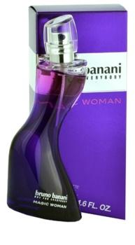 Bruno Banani Magic Woman Eau de Toilette für Damen 50 ml