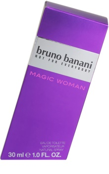 Bruno Banani Magic Woman Eau de Toilette for Women 30 ml