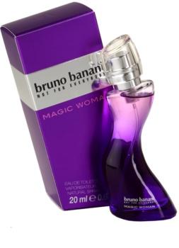 Bruno Banani Magic Woman Eau de Toilette für Damen 20 ml
