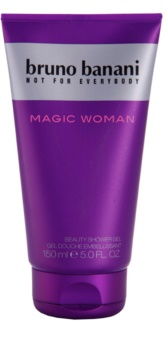 Bruno Banani Magic Woman Duschgel für Damen 150 ml