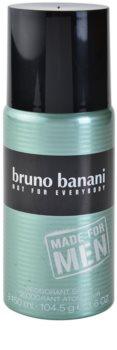 Bruno Banani Made for Men deospray per uomo 150 ml