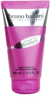 Bruno Banani Made for Women gel douche pour femme 150 ml