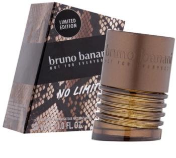 Bruno Banani No Limits Man toaletná voda pre mužov 30 ml
