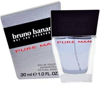 Bruno Banani Pure Man eau de toilette férfiaknak 30 ml