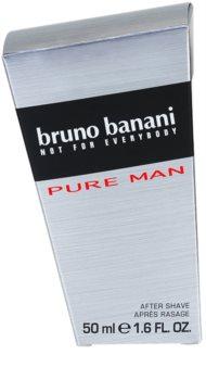 Bruno Banani Pure Man lotion après-rasage pour homme 50 ml