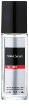 Bruno Banani Pure Man spray dezodor férfiaknak 75 ml