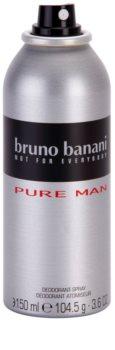 Bruno Banani Pure Man Deo-Spray Herren 150 ml