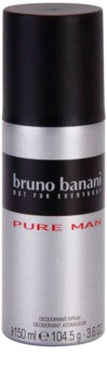 Bruno Banani Pure Man Deo Spray for Men 150 ml