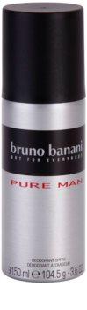 Bruno Banani Pure Man dezodorant w sprayu dla mężczyzn 150 ml
