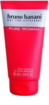 Bruno Banani Pure Woman gel de duche para mulheres 150 ml