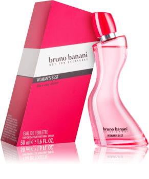 Bruno Banani Woman's Best toaletna voda za ženske 50 ml