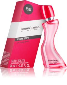Bruno Banani Woman's Best eau de toilette per donna 20 ml