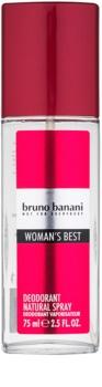 Bruno Banani Woman's Best spray dezodor nőknek 75 ml