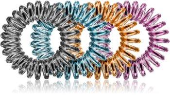 BrushArt Hair Rings Colour Hair Elastics